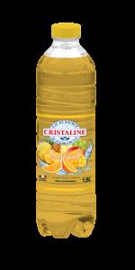 Cristaline jus tropical